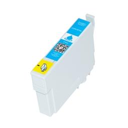 Logic-Seek  Tintenpatrone kompatibel zu Epson Stylus WF3620 27XL C13T27124010 XL Cyan