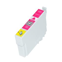 Logic-Seek  Tintenpatrone kompatibel zu Epson Stylus WF3620 27XL C13T27134010 XL Magenta