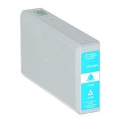 Logic-Seek  Tintenpatrone kompatibel zu Epson Stylus WF4630 79XL C13T79024010 XL Cyan