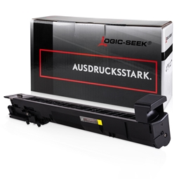 Logic-Seek  Toner kompatibel zu HP 826A CF312A HC Yellow