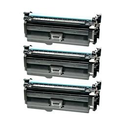 Logic-Seek 3 Toner kompatibel zu Lexmark E260 XL E260A21E HC Schwarz