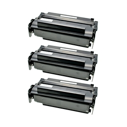 Logic-Seek 3 Toner kompatibel zu Lexmark Optra T420 XL 12A7315 UHC Schwarz