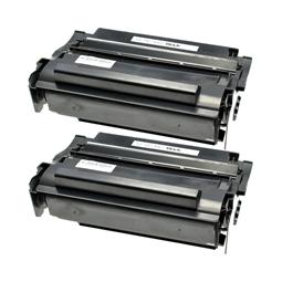Logic-Seek 2 Toner kompatibel zu Lexmark X422 12A3715 HC Schwarz