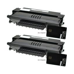 Logic-Seek 2 Toner kompatibel zu OKI B2520 9004391 HC Schwarz