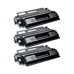 Logic-Seek 3 Toner kompatibel zu OKI B6100 9004058 HC Schwarz
