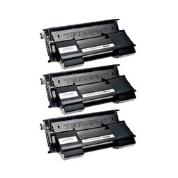 Logic-Seek 3 Toner kompatibel zu OKI B6200 B6300 9004078 HC Schwarz