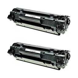 Logic-Seek 2 Toner kompatibel zu HP 83A CF283A HC Schwarz