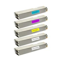 Logic-Seek 5 Toner kompatibel zu OKI C9300 HC