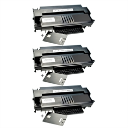 Logic-Seek 3 Toner kompatibel zu OKI MB260 1240001 HC Schwarz