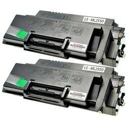 Logic-Seek 2 Toner kompatibel zu Samsung ML-2550 ML-2550DA/ELS HC Schwarz