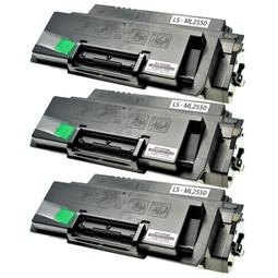 Logic-Seek 3 Toner kompatibel zu Samsung ML-2550 ML-2550DA/ELS HC Schwarz