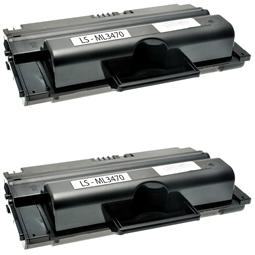 Logic-Seek 2 Toner kompatibel zu Samsung ML-3470 ML-D3470B/EUR HC Schwarz
