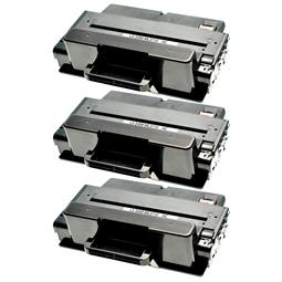 Logic-Seek 3 Toner kompatibel zu Samsung ML-3710 MLT-D205E/ELS HC Schwarz