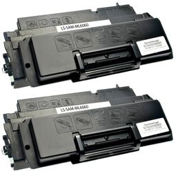 Logic-Seek 2 Toner kompatibel zu Samsung ML-6060 ML-6060D6/ELS HC Schwarz