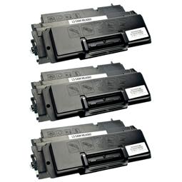 Logic-Seek 3 Toner kompatibel zu Samsung ML-6000 ML-6100 ML-6000D6/SEE HC Schwarz