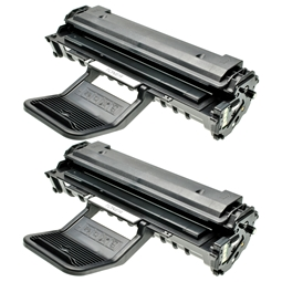 Logic-Seek 2 Toner kompatibel zu Samsung SCX-4650 MLT-D117S/ELS HC Schwarz