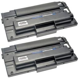 Logic-Seek 2 Toner kompatibel zu Samsung SCX-4720 SCX-4720D5/ELS HC Schwarz