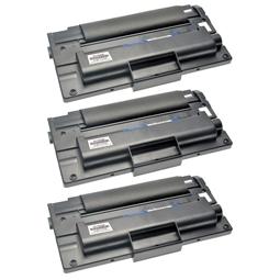 Logic-Seek 3 Toner kompatibel zu Samsung SCX-4720 SCX-4720D5/ELS HC Schwarz
