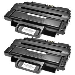 Logic-Seek 2 Toner kompatibel zu Samsung SCX-4824 ML-2855 MLT-D2092L/ELS HC Schwarz