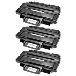 Logic-Seek 3 Toner kompatibel zu Samsung SCX-4824 ML-2855 MLT-D2092L/ELS HC Schwarz