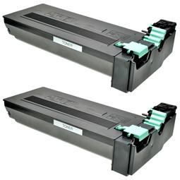 Logic-Seek 2 Toner kompatibel zu Samsung SCX-6345 SCX-D6345A/ELS HC Schwarz