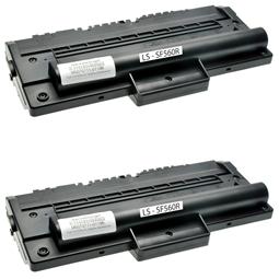 Logic-Seek 2 Toner kompatibel zu Samsung SF-5100 SF-5100D3/ELS HC Schwarz