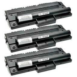 Logic-Seek 3 Toner kompatibel zu Samsung SF-5100 SF-5100D3/ELS HC Schwarz