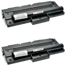Logic-Seek 2 Toner kompatibel zu Samsung SF-560R SF-D560RA/ELS HC Schwarz