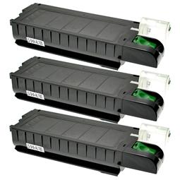 Logic-Seek 3 Toner kompatibel zu Sharp AL-100TD HC Schwarz