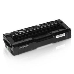 Logic-Seek  Toner kompatibel zu Ricoh Aficio SPC 250 407543 HC Schwarz