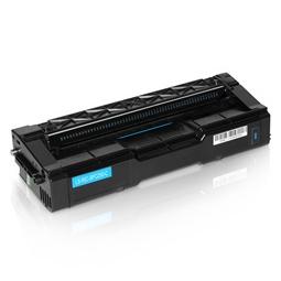 Logic-Seek  Toner kompatibel zu Ricoh Aficio SPC 250 407544 HC Cyan