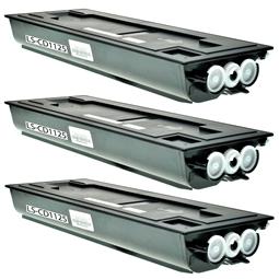 Logic-Seek 3 Toner kompatibel zu Utax CD 1125 612510110 HC Schwarz