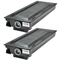 Logic-Seek 2 Toner kompatibel zu Utax CD 1325 612511010 HC Schwarz
