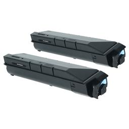 Logic-Seek 2 Toner kompatibel zu Kyocera TK-8305K 1T02LK0NL0 HC Schwarz