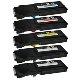 Logic-Seek 5 Toner kompatibel zu Dell C2660 XL HC