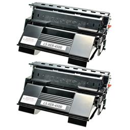 Logic-Seek 2 Toner kompatibel zu Xerox Phaser 4500 113R00656 HC Schwarz