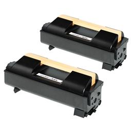 Logic-Seek 2 Toner kompatibel zu Xerox Phaser 4600 106R01533 HC Schwarz