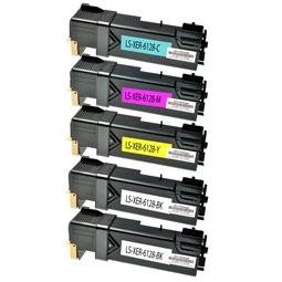 Logic-Seek 5 Toner kompatibel zu Xerox 6128 HC