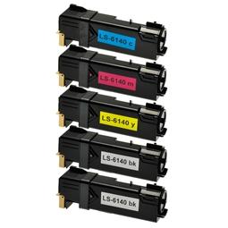 Logic-Seek 5 Toner kompatibel zu Xerox 6140 HC