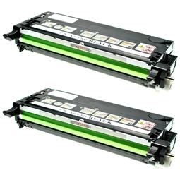 Logic-Seek 2 Toner kompatibel zu Xerox Phaser 6180 113R00726 HC Schwarz