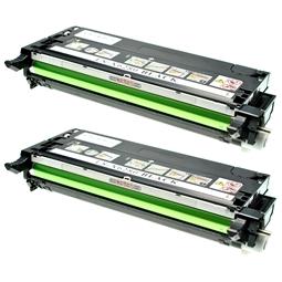 Logic-Seek 2 Toner kompatibel zu Xerox Phaser 6280 106R01391 HC Schwarz
