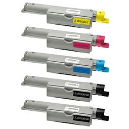 Logic-Seek 5 Toner kompatibel zu Xerox 6360 HC