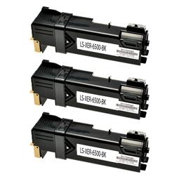 Logic-Seek 3 Toner kompatibel zu Xerox Phaser 6500 106R01597 HC Schwarz
