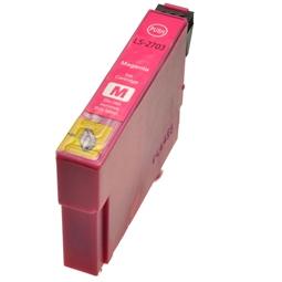 Logic-Seek  Tintenpatrone kompatibel zu Epson Stylus WF3620 27 C13T27034010 XL Magenta