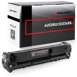 Logic-Seek  Toner kompatibel zu HP 131X CF210X HC Schwarz