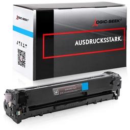 Logic-Seek  Toner kompatibel zu HP 131A CF211A HC Cyan