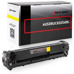 Logic-Seek  Toner kompatibel zu HP 131A CF212A HC Yellow