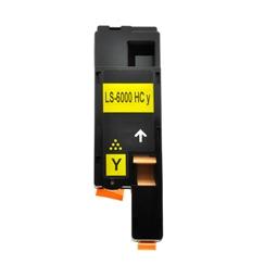 Logic-Seek  Toner kompatibel zu Xerox Phaser 6000 106R01629 HC Yellow