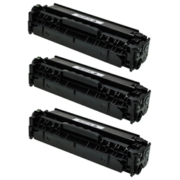 Logic-Seek 3 Toner kompatibel zu HP 312A CF380A HC Schwarz