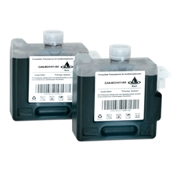 Logic-Seek 2 Tintenpatronen kompatibel zu Canon BCI-1411BK 7574A001 XL Schwarz